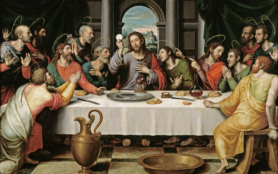 Demystifying Communion (Em why ess tea Eee are why)